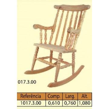 Cadeira baloiço grande  - Cadeiras - Casa do Pinho - Loja Online - Móveis - Pinho de Alta Qualidade