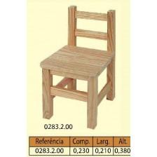 Cadeira criança nº1