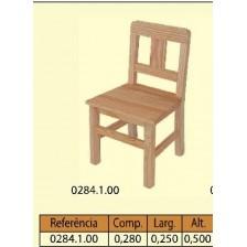 Cadeira criança pata curva nº2
