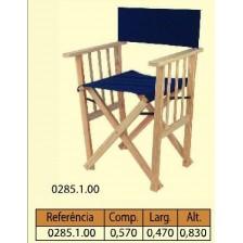 Cadeira lona realizador
