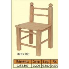 Cadeira pequena mini