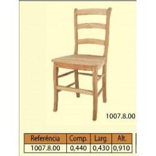 Cadeira ripes curva n: 15