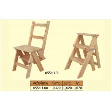 Cadeira escadote