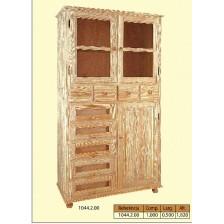 Móvel cozinha 1 porta 5 gavetas grandes 4 gavetas pequenas.